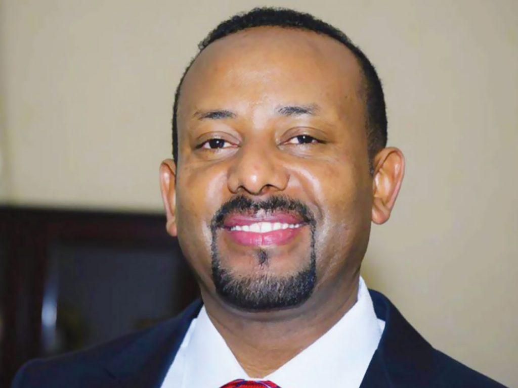 Abiy Ahmed nouveau premier ministre d'Éthiopie