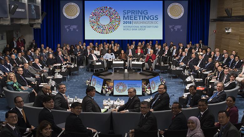 Réunions de printemps de la banque mondiale et du FMI : qu'y a-t-il pour l'Afrique ?