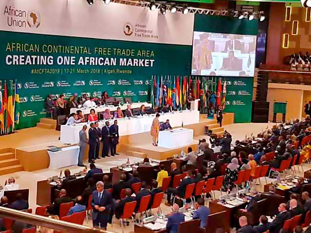 UNION AFRICAINE / 10ème Assemblée extraordinaire : La Zone de Libre Echange officiellement lancée