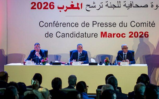 COUPE DU MONDE 2026 : Le Maroc déploie sa stratégie