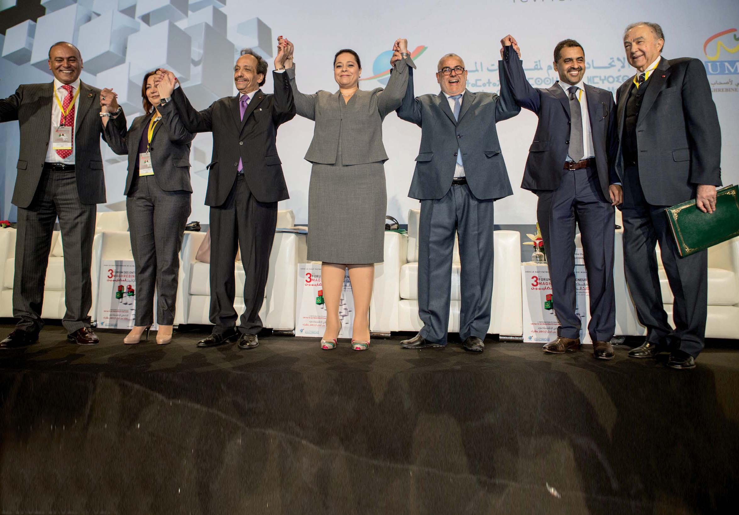 Pour une plus grande intégration économique du Maghreb Arabe