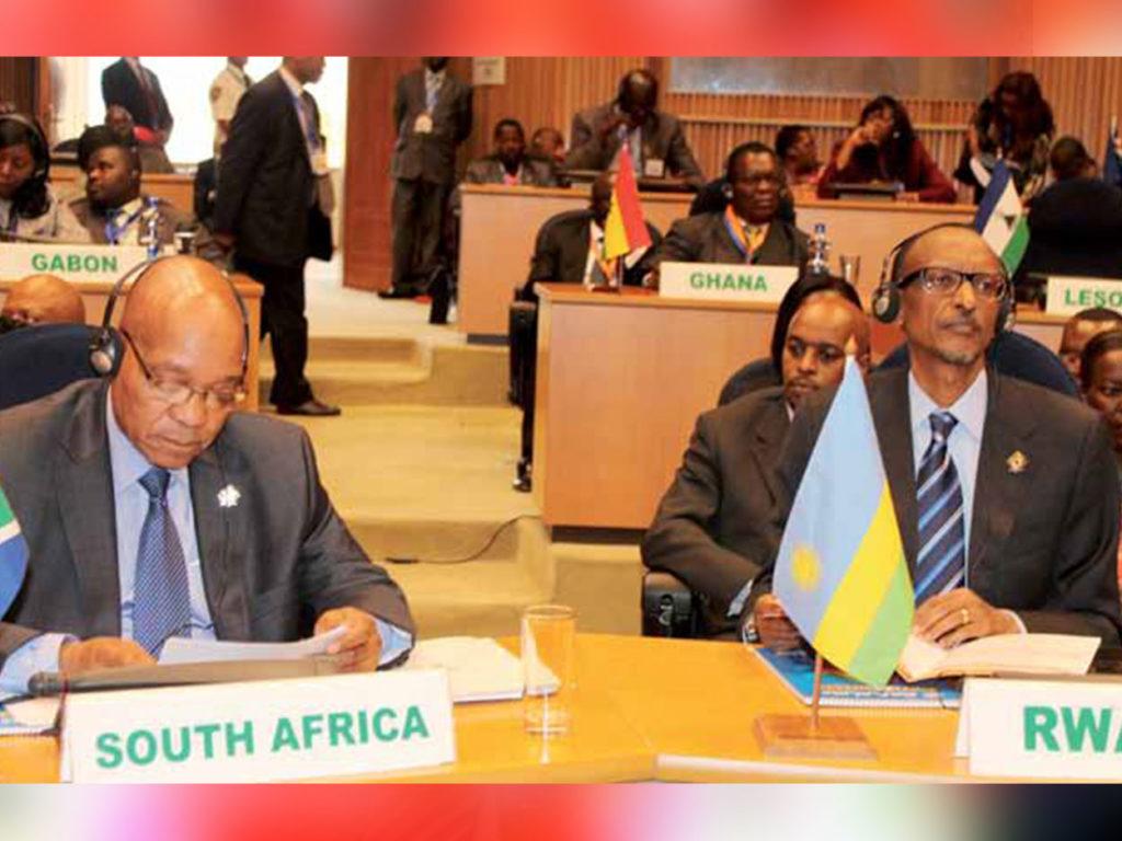 Guerre froide entre Pretoria et Kigali