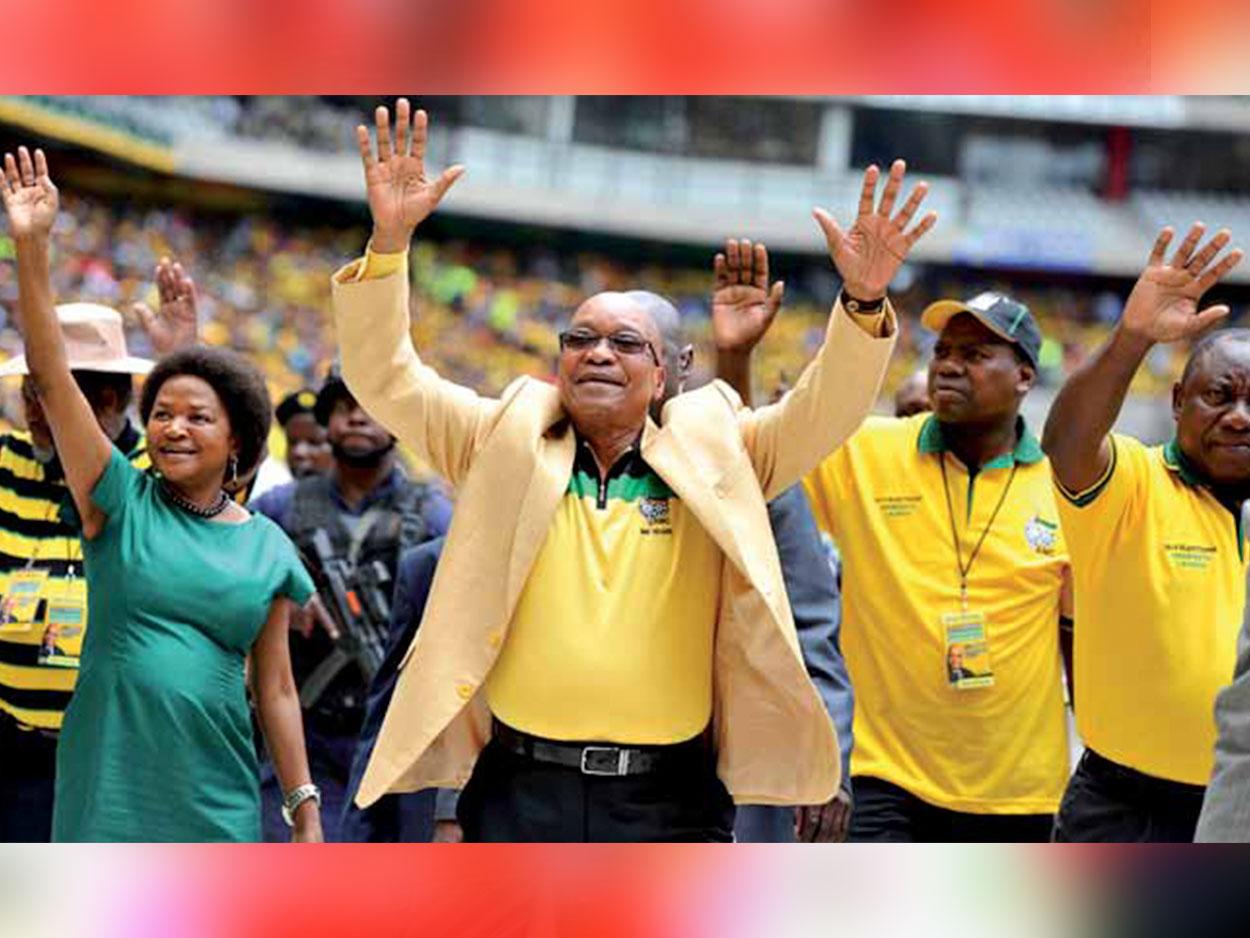 Jacob Zuma en crise…pré-électorale