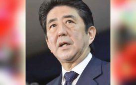 Shinzo Abe passe à l'offensive