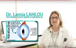 Dr LAHLOU Lamia: Le kératocône maladie des yeux qui touche les jeunes