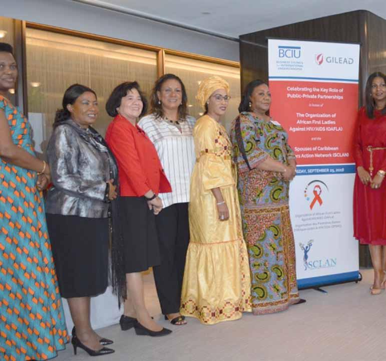 Lutte contre le sida La campagne « Naître libre pour briller »
