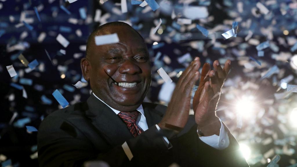 Afrique du Sud: l'ANC conserve de peu la province du Gauteng