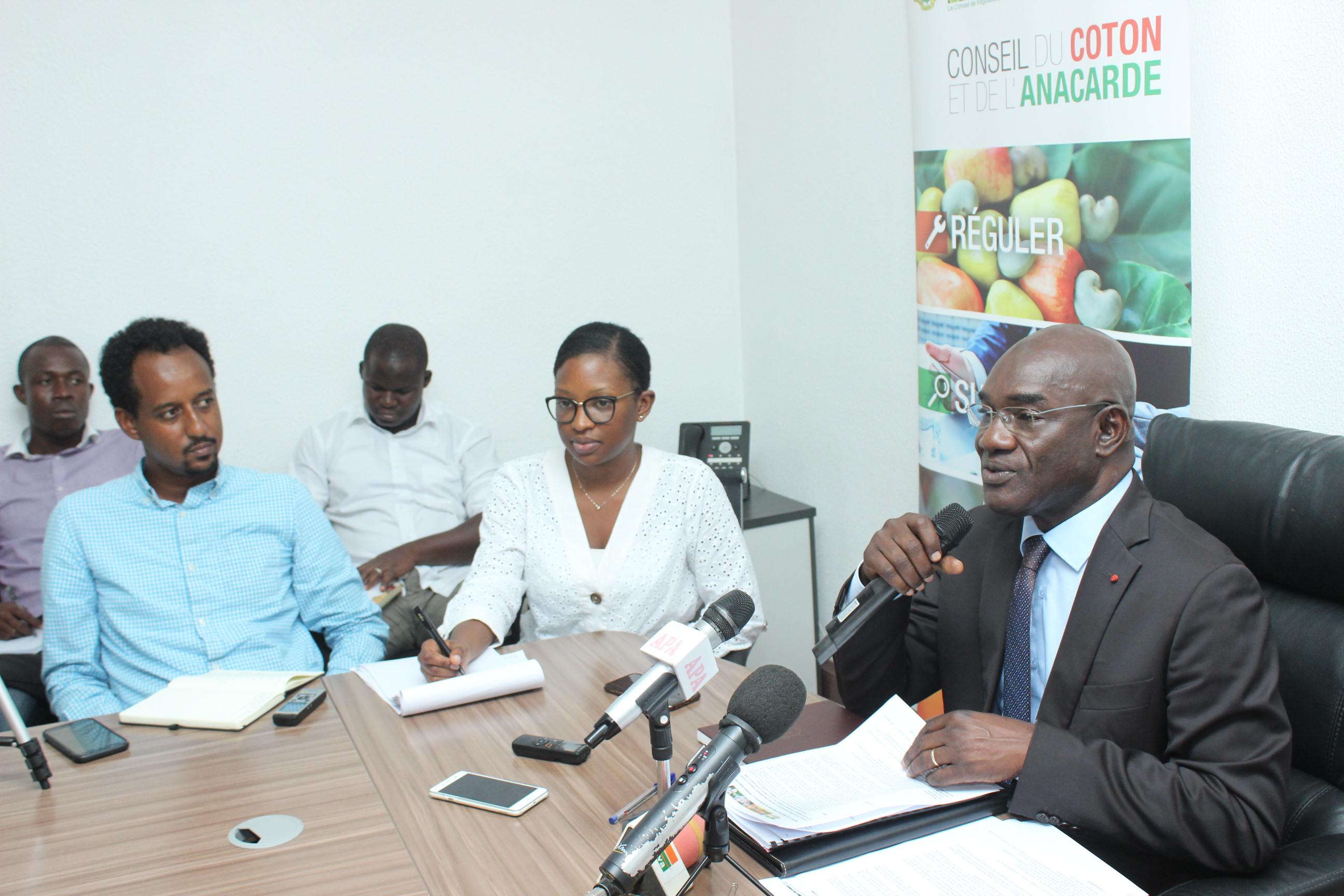 Coton: la Côte d'Ivoire, 3è producteur africain, a atteint plus de 450 000 tonnes en mai