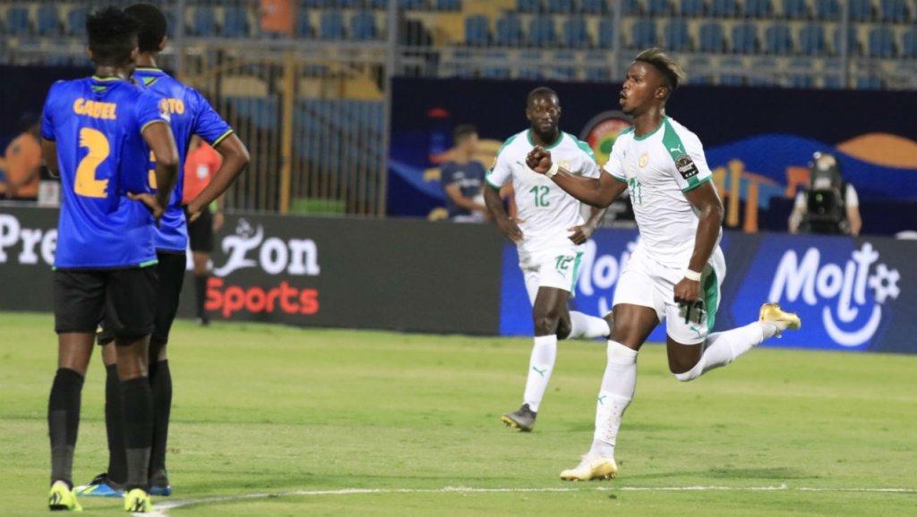 CAN 2019: le Sénégal s'impose sans trembler devant la Tanzanie