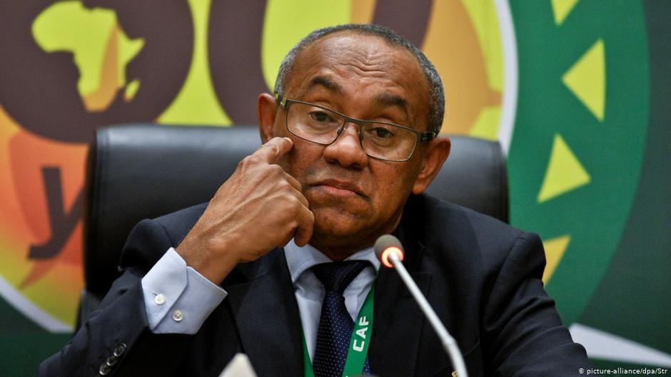 Football: le président de la CAF, Ahmad, entendu par la justice à Paris