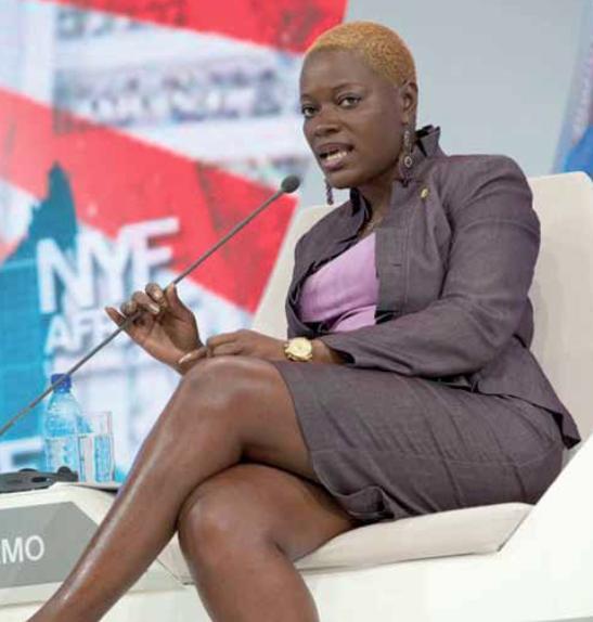 Angelle B. Kwemo La Reine Africaine de Washington DC