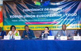 Le Togo a organisé son premier Forum économique avec l'Union européenne