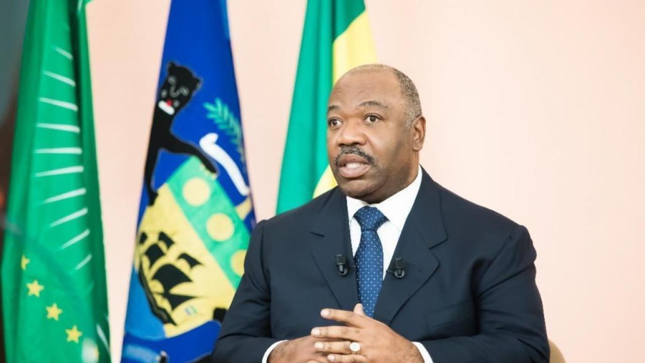 GABON: LE PRÉSIDENT BONGO VA S'ADRESSER À LA NATION SAMEDI SOIR (OFFICIEL)