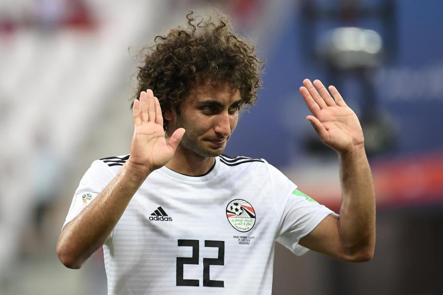 CAN 2019: les «Pharaons» d'Egypte affichent leur soutien à Amr Warda