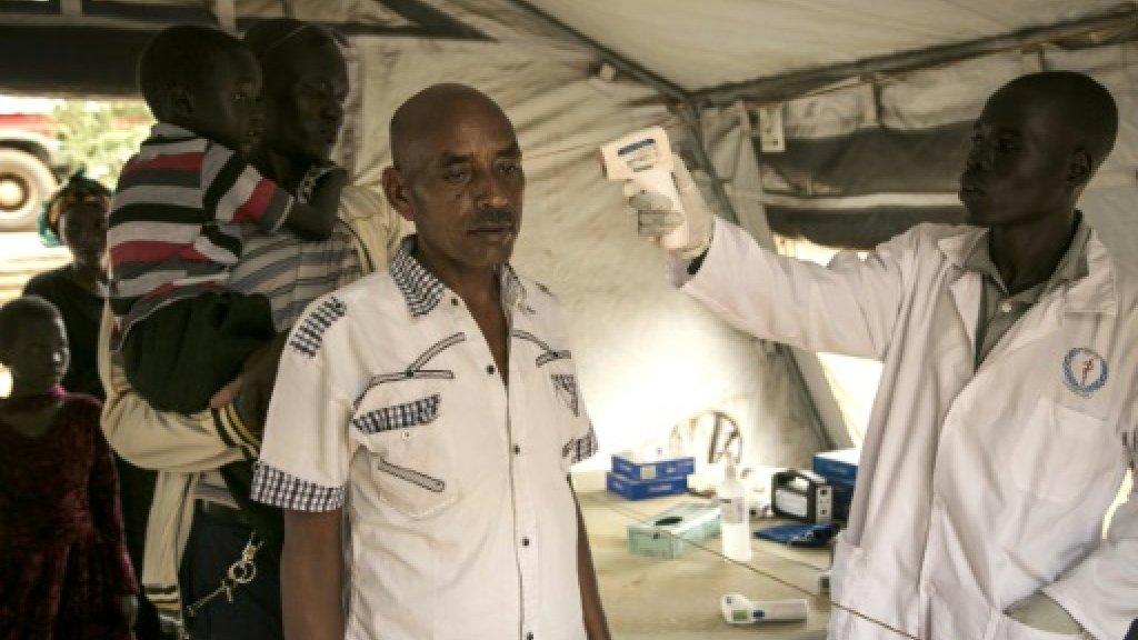 Ebola en RDC :