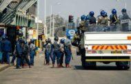 ZIMBABWE: ARMÉE ET POLICE DÉPLOYÉES EN FORCE À BULAWAYO