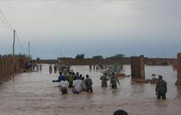 PLUIES AU GHANA: 28 MORTS ET DES CENTAINES DE MAISONS EFFONDRÉES
