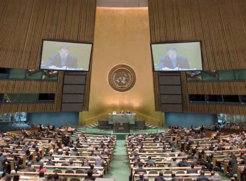 74e ASSEMBLEE GENERALE DES NATIONS UNIES Accélérer la lutte contre la pauvreté et les changements climatiques en Afrique