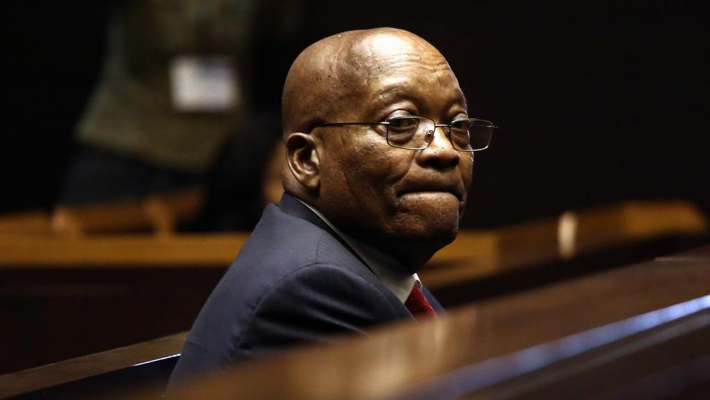 Afrique du Sud : Zuma demande officiellement à faire appel dans une affaire de corruption