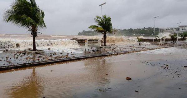 Madagascar : le cyclone Belna fait au moins 2 morts