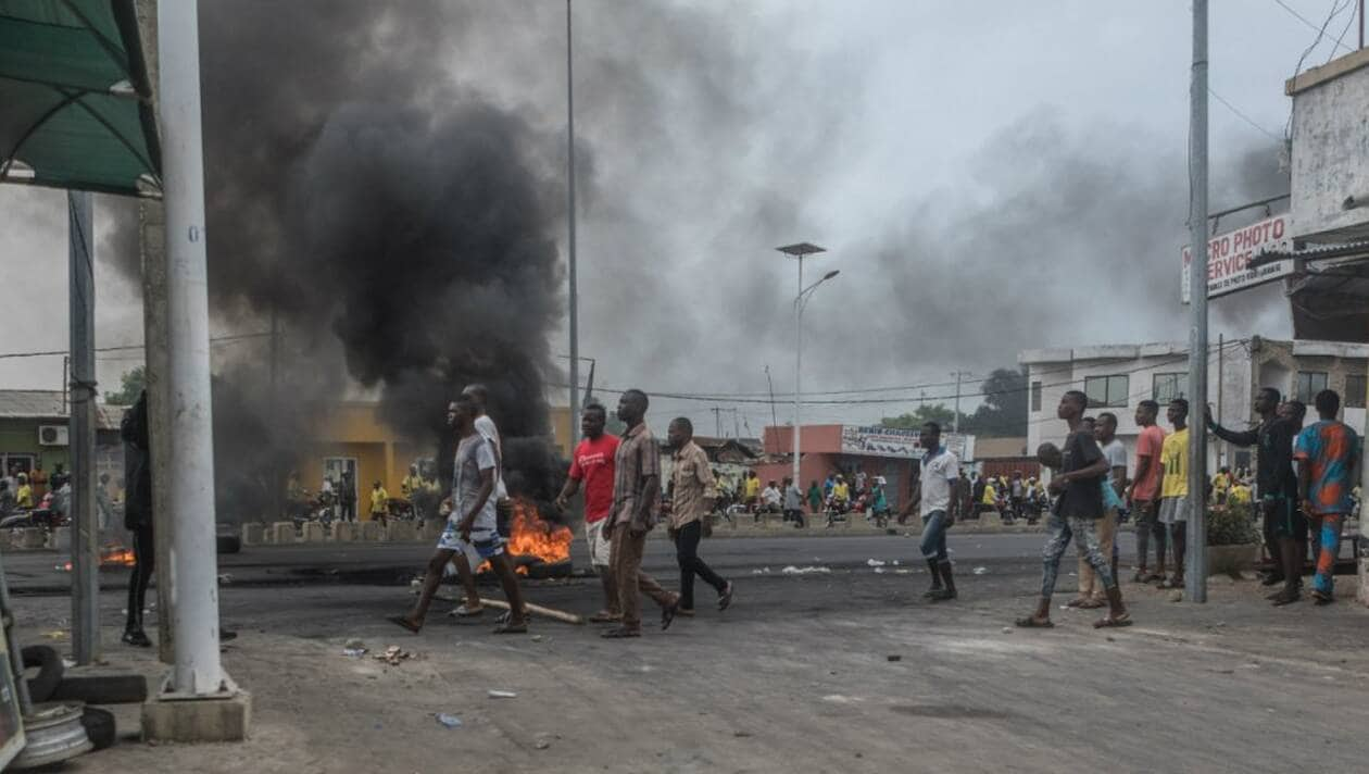Bénin : population et forces de sécurité s'affrontent dans le centre du pays