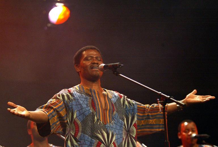 DÉCÈS DU CHANTEUR SUD-AFRICAIN JOSEPH SHABALALA, FONDATEUR DES LADYSMITH BLACK MAMBAZO