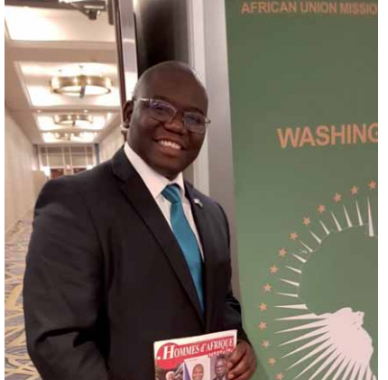 Mr. Chiza Charles N. Chiumya, Acting Head of Trade - African Union Commission – Trade and Industry « The big picture is that the AfCFTA will be implemented »