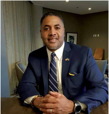 MICHAEL A. GRIFFIN, CEO of Ashanti Produce International - Honorary Consular ofthe Republic of Namibia «The time is now to go back to Africa, the motherland»