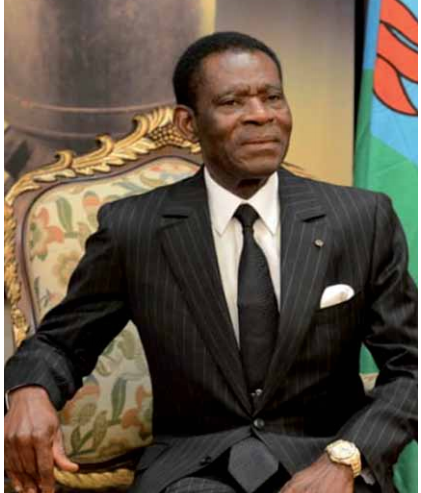« The Constitution of the Republic of Equatorial Guinea stipulates that the State of Equatorial Guinea will encourage scientific and technical initiative...»