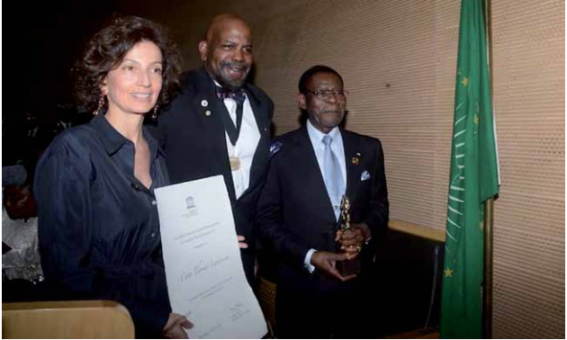 THE 2019 UNESCO-EQUATORIAL GUINEA INTERNATIONAL PRIZE FOR RESEARCH IN THE LIFE SCIENCES Three Laureates for the 2020 UNESCO-Equatorial Guinea International Prize