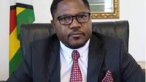 Zimbabwe Energy Mutodi, Vice- Ministre de l'information suspendu.