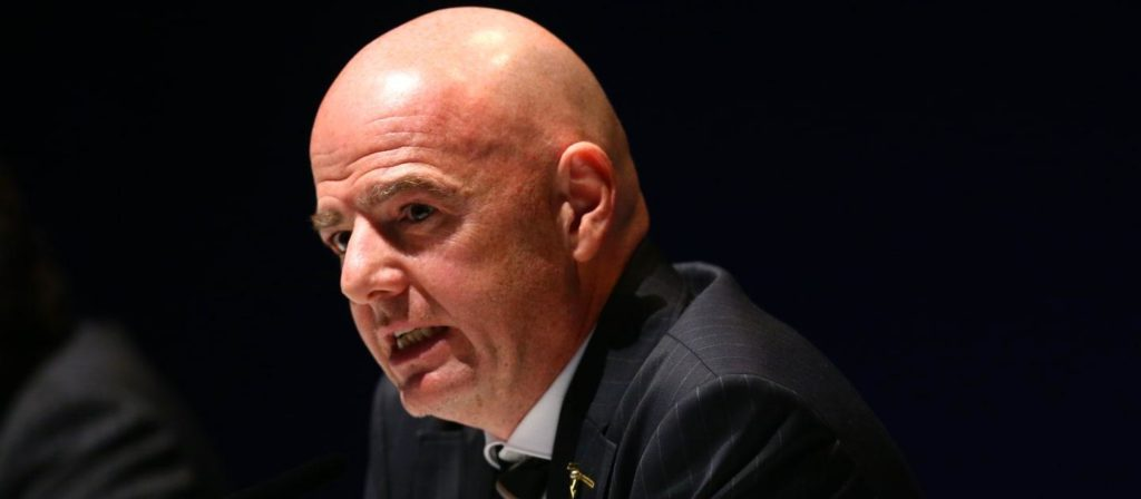 Football La FIFA octroie de l'aide financière au football africain