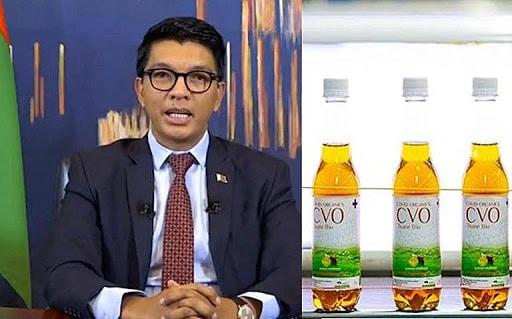 Lutte contre la Covid-19 : Andry Rajoelina appelle à une solidarité africaine autour du Covid-Organics
