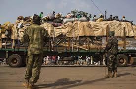 République Centrafricaine La MINUSCA interdit l'entrée en à toute personne venant du Cameroun.