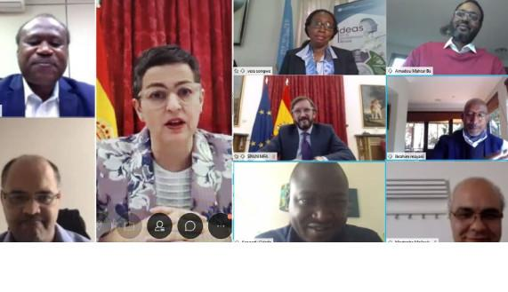 Coronavirus La Commission économique des Nations Unies pour l'Afrique ouvre un débat mondial sur les stratégies de déconfinement.