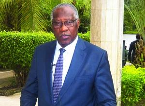 Mamadi Touré, Ministre des Affaires Etrangères et des Guinéens de l'Etranger  « Il y a eu du retard qu'il faut rattraper pour aboutir à la création des Etats-Unis d'Afrique … »