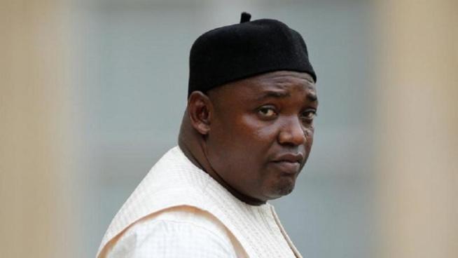 GAMBIE /  La Vice-présidente atteinte de la COVID-19 : Le Président Adama Barrow se met en isolement