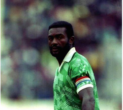 Football / Equipe Nationale du Cameroun Stephen Tataw, l'emblématique capitaine des Lions de 1990 est mort