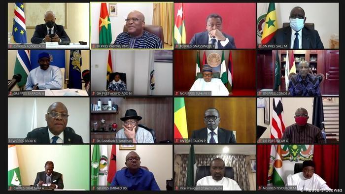 Sanctions économiques sur le Mali/ La CEDEAO lâche du lest