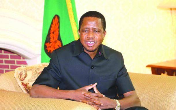 LIMOGEAGE DU GOUVERNEUR DE LA BANQUE CENTRALE DE ZAMBIE TITO MBOWENI S'EN PREND AU PRESIDENT EDGAR LUNGU